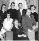 OPapa Francisco e sua família