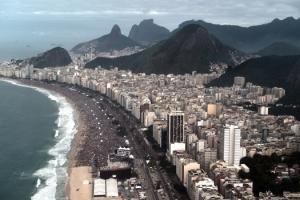 Copacabana e SUAS atracões